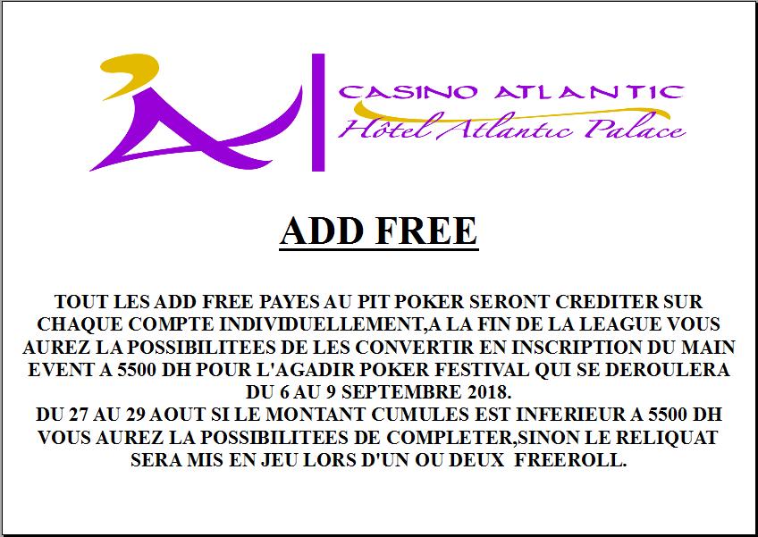 ADD FREE
