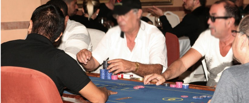 Agadir casino poker