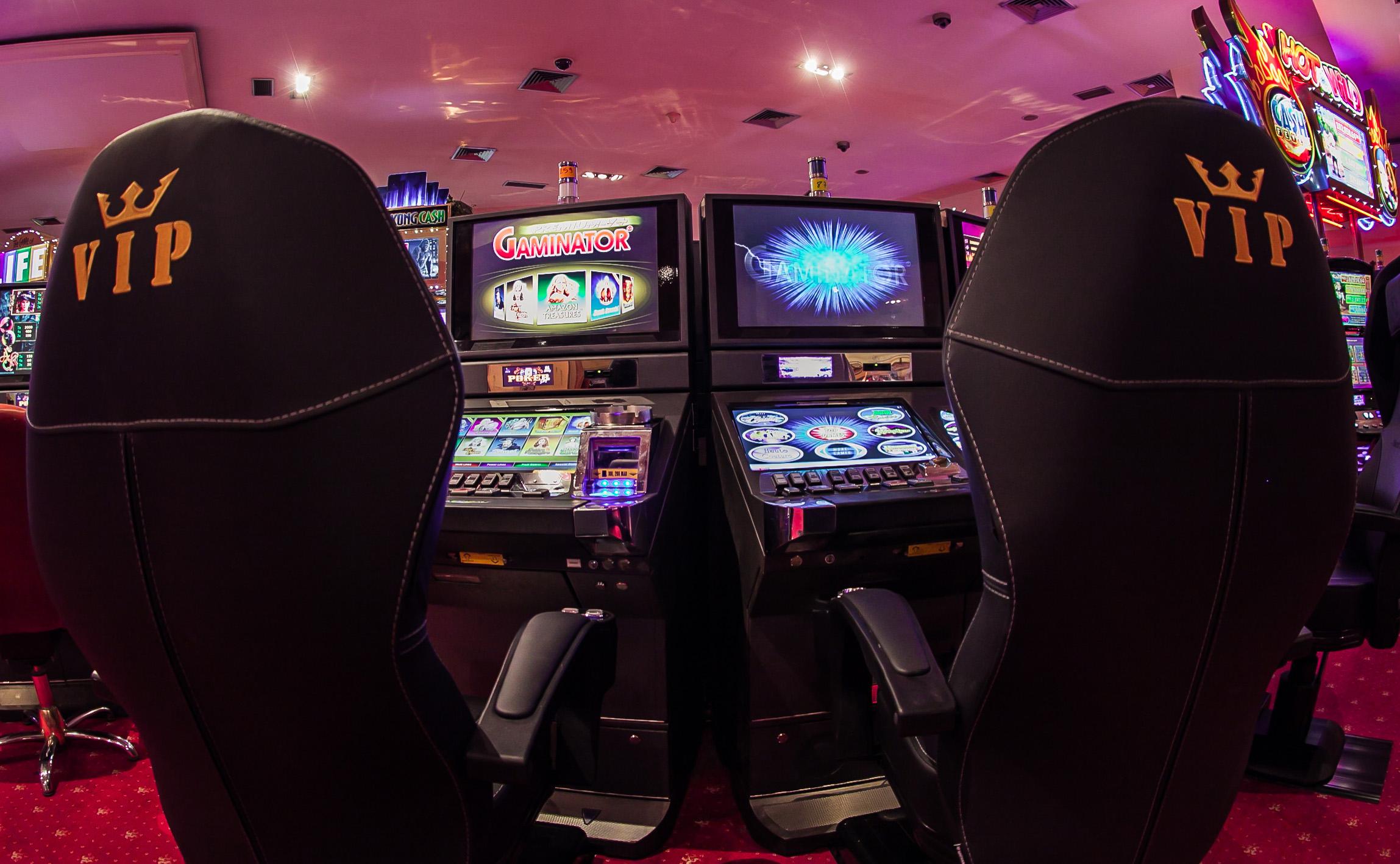 casino slots jobs